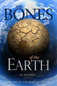 The bones of the earth, Scott Bury, sale, kindle, ebooks