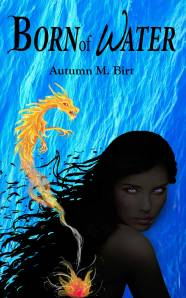 Born of Water, Autumn Birt, Epic fantasy, sale, eBooks, Kindle, Christmas