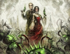 Harry-and-Marlowe-escape-by-Carrie-Vaughn-575x442