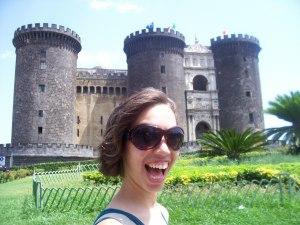 Castle in Naples