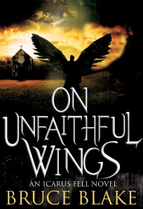 On Unfaithful Wings, Icarus Fell, urban fantasy, Jim Butcher