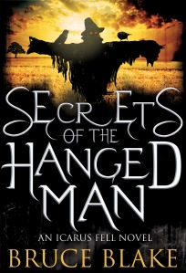 Secrets of the Hanged Man, Icarus Fell, urban fantasy, Dresden Files, Jim Bitcher, demon