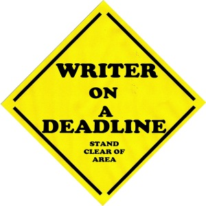 Writer on a Deadline